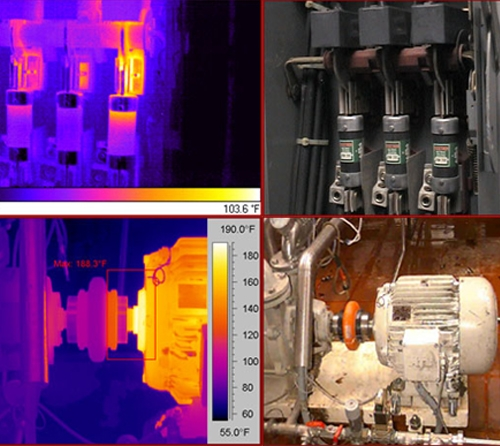 FM Approved Infrared Testing