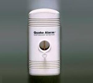 Quake Alarm Earthquake Detector