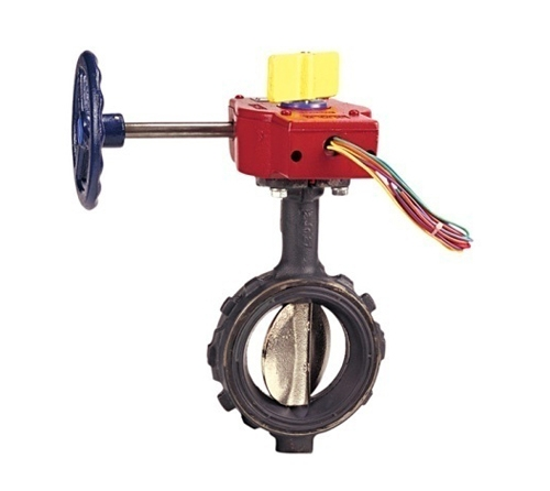 FM Approved Butterfly Valves