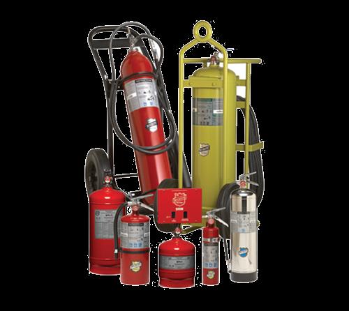 FM/UL/LPCB Fire Extinguishers