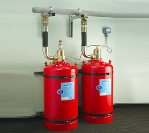 FM Approved NOVEC™1230 Fire Extinguishing Systems