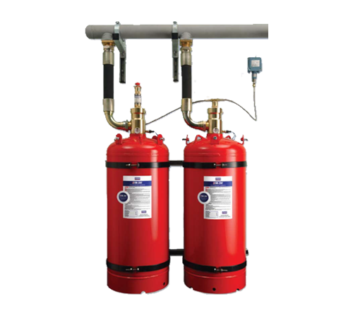 FM Approved FM-200® Fire Extinguishing Systems