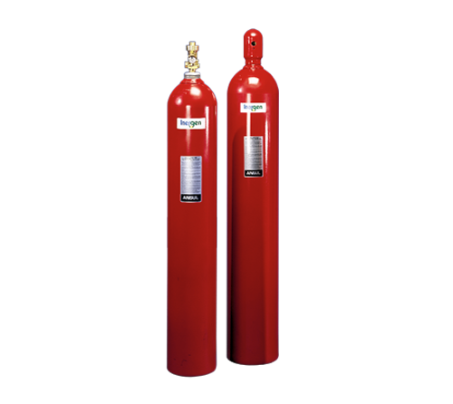 FM Approved INERGEN Fire Extinguishing Systems