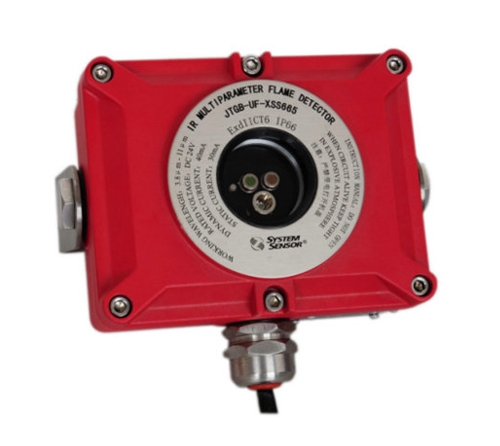 FM Approved Flame Detectors