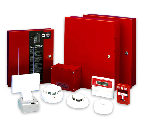 FM Approved Fire Alarm System